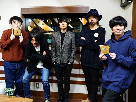 UNISON SQUARE GARDEN先生が来校!アルバム「MODE MOOD MODE」公開インタビュー!   SCHOOL OF LOCK! 生放送教室