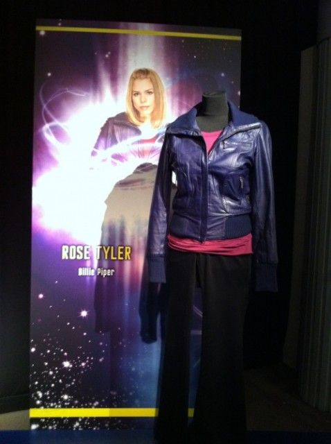 Doctor Who Cosplay and Costuming - Rose Tyler Breakdown - Series 4 (another possibility)