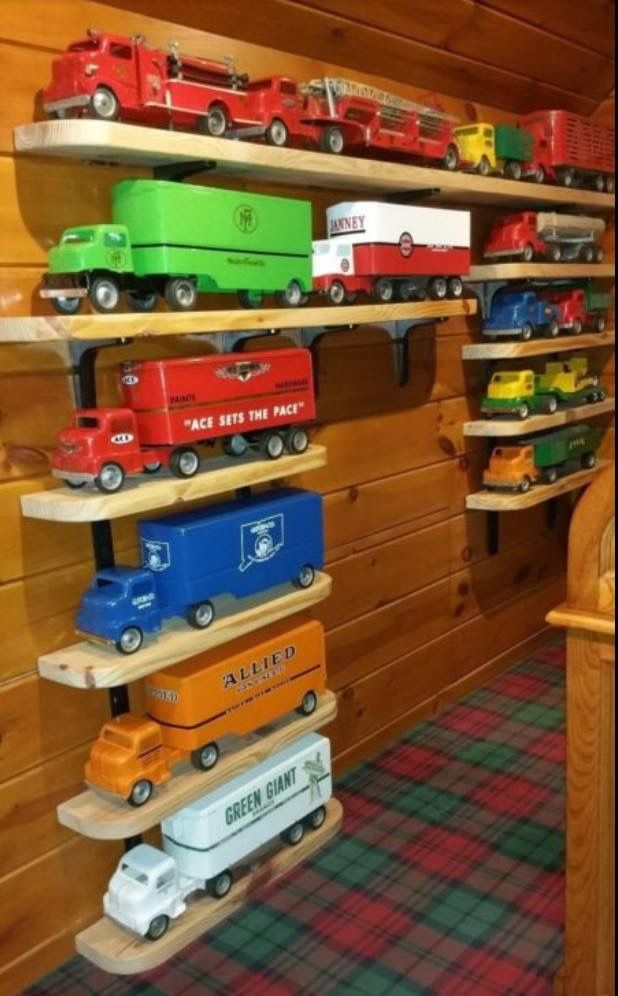 1950's Tonka Truck Collection