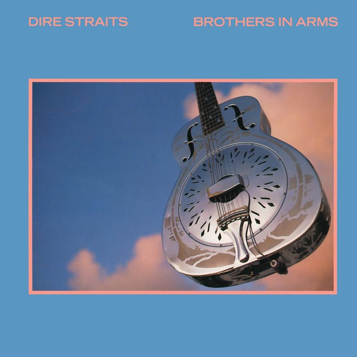 Brothers In Arms Dire Straits Album Covers Pinterest