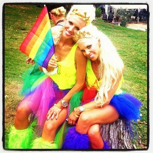 lesbian community in va