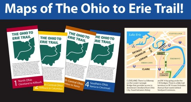 33-year-old goal: Ride my bike the entire Ohio to Erie trail.