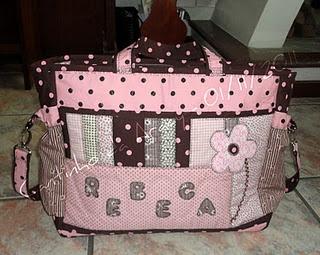 Baby Bag #diy #tutorial