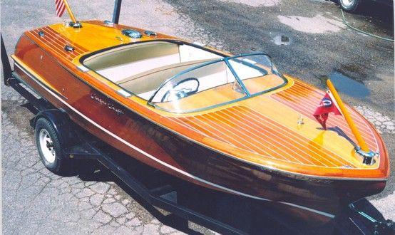 1955 Chris Craft Capri 18'