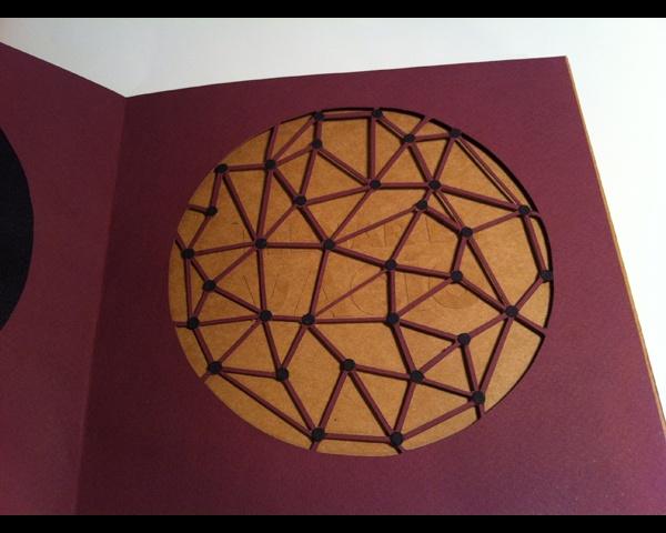 Requiem for a Dream / Libro Objeto by Paula Alonso Ishihara, via Behance