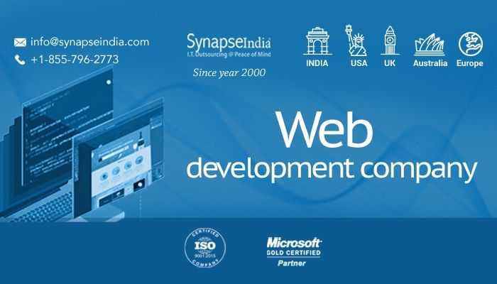 Web Development Company Offering Efficient Functionality