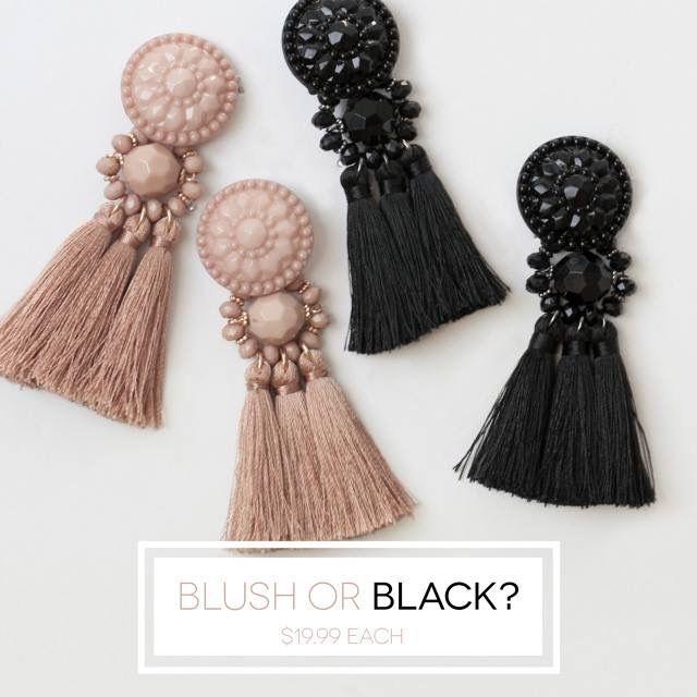 Lovisa earrings.