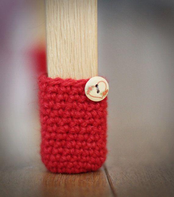 Hou van stoel poot covers stoel sokken de van HandfulCrafts op Etsy