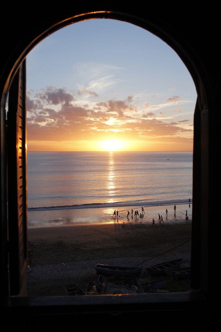This Sea Fever.Tagazout window.