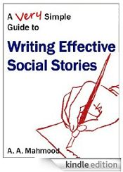 how to write social stories