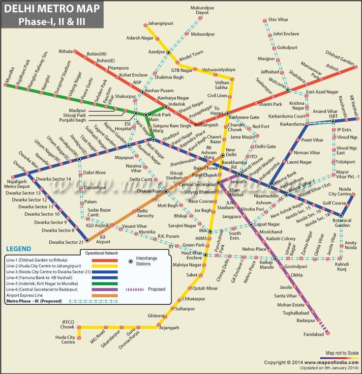 Top reasons to visit Metro museum in Delhi