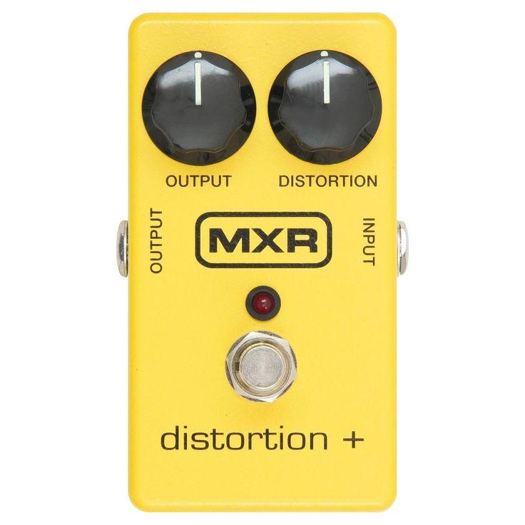 Dunlop Mxr Distortion+, Yellow