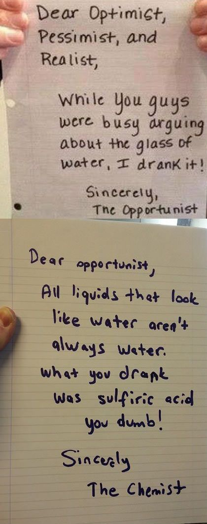 Dear opportunist… #lol #haha #funny