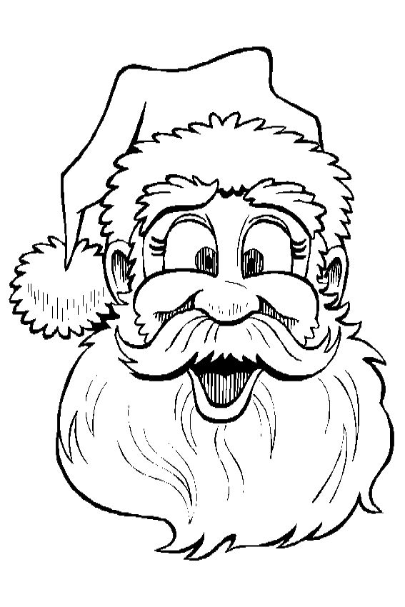 Funny Christmas Coloring Pages Santa Coloring Pages Merry Christmas Coloring Pages Christmas Coloring Sheets
