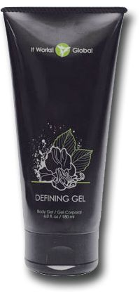 It Works! Defining Gel - Get rid of stretch marks, cellulite, and varicose veins in days!! Started using this in combination with the It Works! Body Wraps and the results were noticeable in less than a week for me and I can't wait to use more! Check out my site to buy any of the It Works products!! They will literally change your life!    srobbwraps.myitworks.com