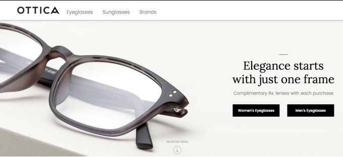 How to Buy Designer Glasses Online | Thoughts on OTTICA