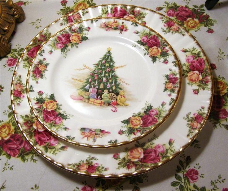 390 best Christmas Dinnerware images on Pinterest | Christmas ...
