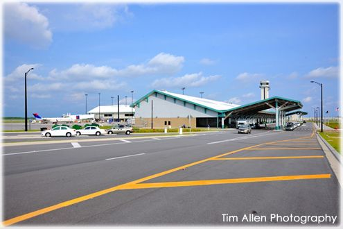 Panama City Beach, Fl. Airport