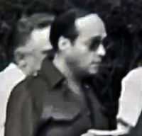 """Anthony """"Antonino"""" """"Nino"""" Frank Gaggi (August 7, 1925 – April 17, 1988) was a captain in the New York Gambino crime family who supervised the infamous DeMeo crew, headed by Roy DeMeo. Gaggi is recogniseable by his distinctive orange tint sunglasses. he is the uncle of Dominick Montiglio a member of the DeMeo Crew."""