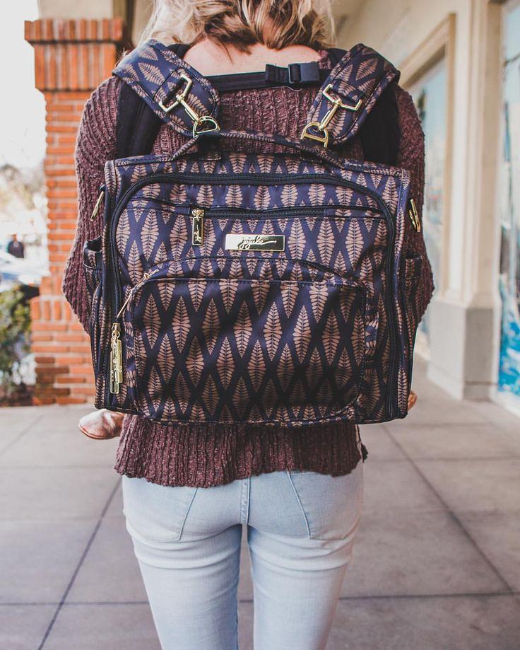 JuJuBe Trendy Versailles BFF Diaper Bag