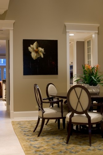 Benjamin Moore - Grant Beige. by Michael Abrams Limited