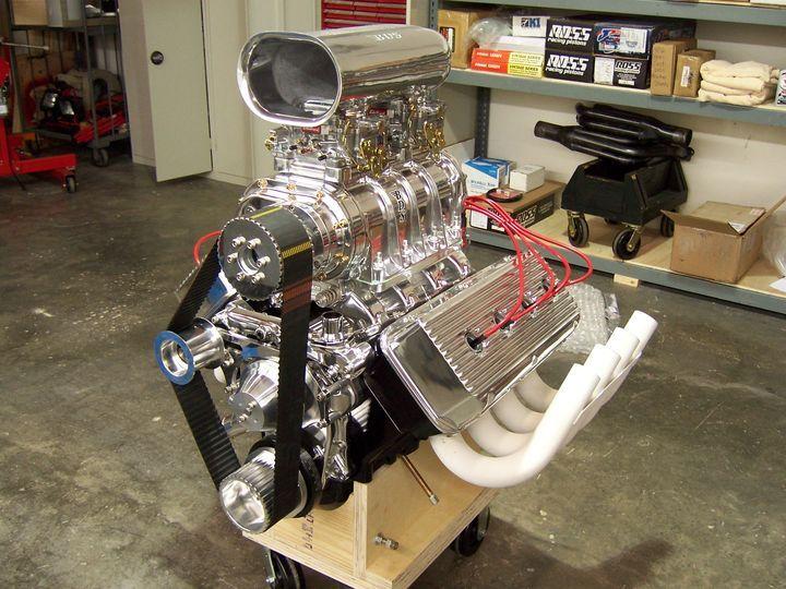 HEMI Engine Photo Gallery | Engine Restoration Photos