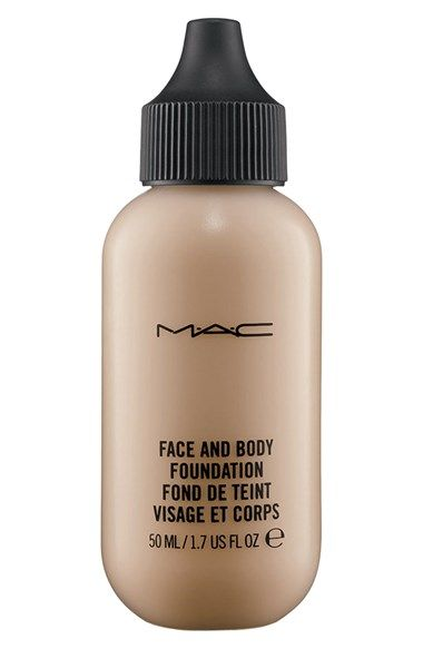 Free shipping and returns on M·A·C Face & Body Foundation at Nordstrom.com. A fluid foundation that provides low-to-medium buildable coverage and a flawless, natural satin-shine finish. Skin conditioning, water-resistant and long-wearing.