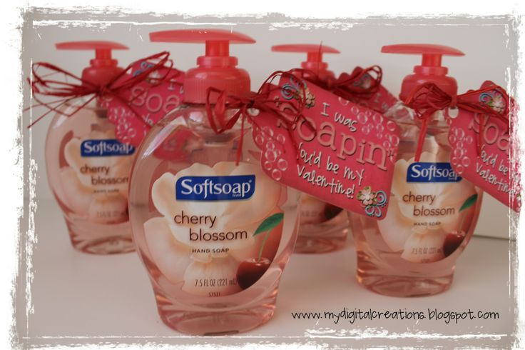 """Teacher Valentines!!! """"I was soapin' you'd be my Valentine"""". Trust me, as a former classroom teacher, you can NEVER have too much SOAP in a classroom!!!! LOL!!! #Loveit #FREETagPrintable"""