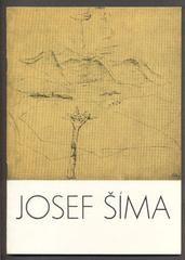 JOSEF ŠÍMA / LIDÉ A JEJICH KRAJINA. - Katalog výstavy, 1964.