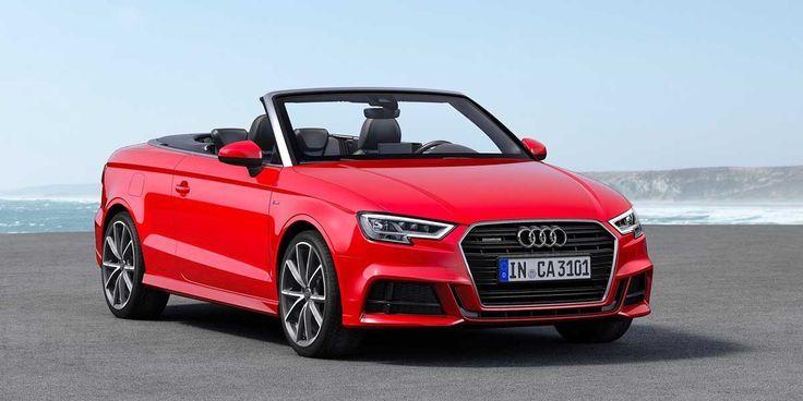Audi Convertible In 2020 Audi A3 Cabriolet A3 Cabriolet Audi Convertible