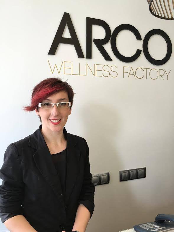 Conoce a Raquel, un nuevo talento en Arco Peluquería. Os la presentamos en nuestro blog http://ow.ly/10z8DQ