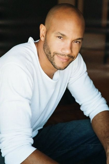 "Our Evening Eye Candy Is Actor Stephen Bishop Of ""Being Mary Jane"" 