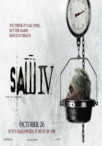 Saw IV (2007) 300MB English Movie