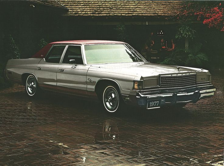 1977 Dodge Royal Monaco Brougham Maintenance/restoration of old/vintage vehicles: the material for new cogs/casters/gears/pads could be cast polyamide which I (Cast polyamide) can produce. My contact: tatjana.alic@windowslive.com