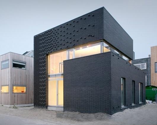 The Ijburg House by Marc Koehler
