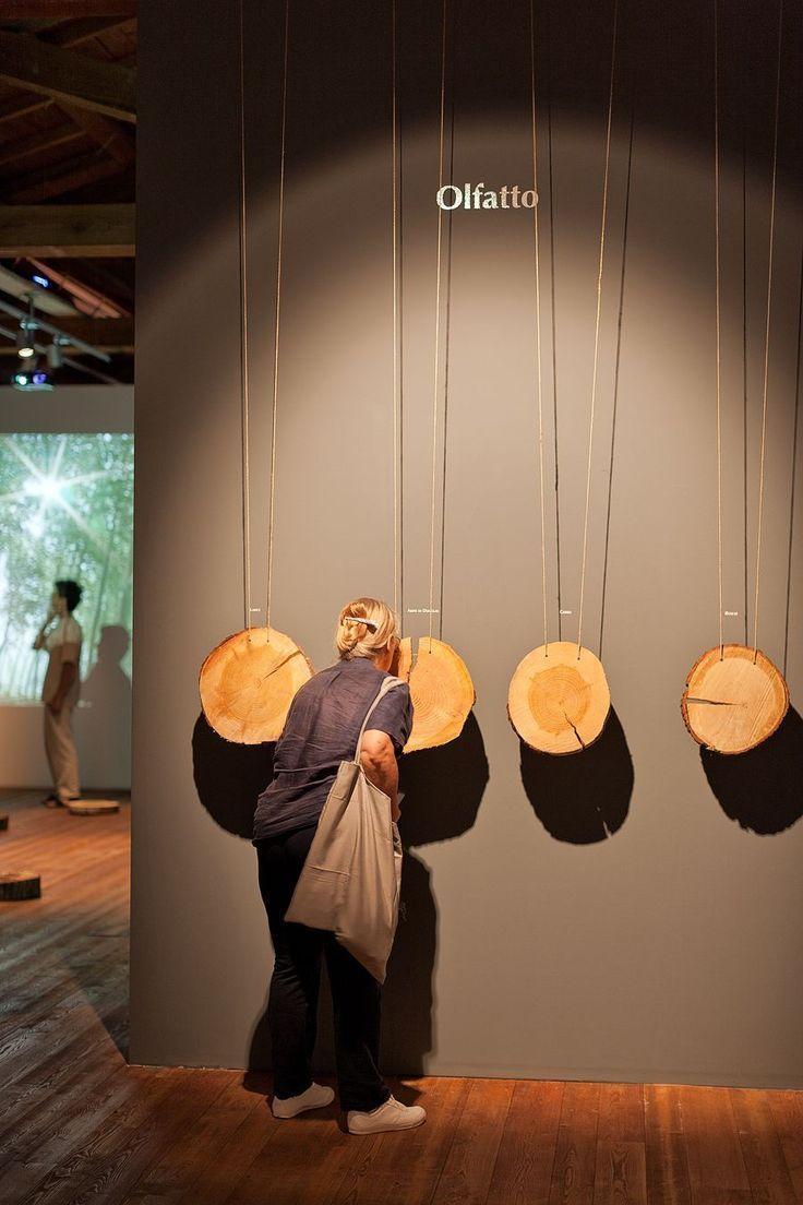 Raccontare il legno, Filatoio di Caraglio, luglio-ottobre 2012, progetto dell'allestimento http://www.officina82.com - photo Daniele Molineris
