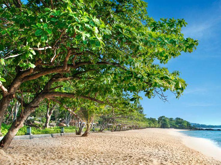 Prime beachfront location at Vana Belle, Thailand  www.islandescapes.com.au