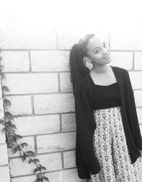 Dis411 China Anne McClain Happy For Summer June 11, 2013