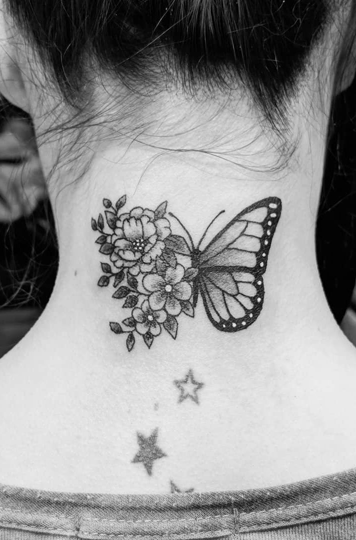 46 Beautiful And Cute Butterfly Tattoo Designs To Get That Charm 2019 Page 33 Of 42 Tattoo Go Butterfly Tattoo Designs Butterfly Tattoo Tattoos
