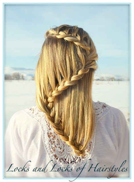Bonus Challenge: The Z Braid | 23 Creative Braid Tutorials That Are Deceptively Easy