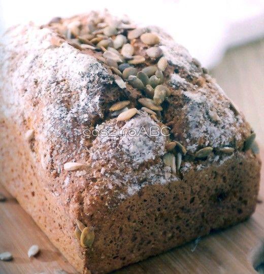 Gyors teljes kiőrlésű joghurtos kenyér | Receptek