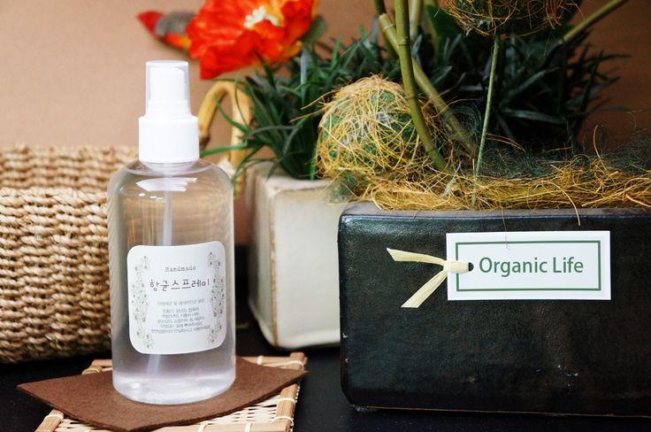 Aromatic Antibacterial Deodorant