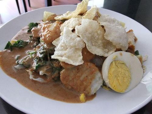 Gado Gado #gadogado #indonesian #food #traditional #photo