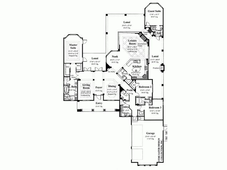 32 best pulte homes floor plans images on pinterest for House plans with guest suite