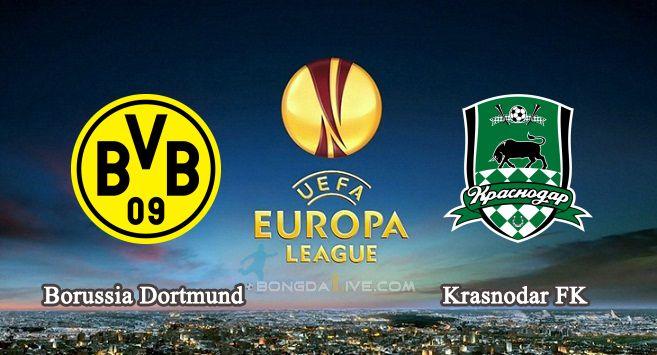 Krasnodar Vs Borussia Dortmund (Europa League): Live stream, H2H, Stats, Records, Watch online - http://www.tsmplug.com/football/krasnodar-vs-borussia-dortmund-europa-league-live-stream-h2h-stats-records-watch-online/