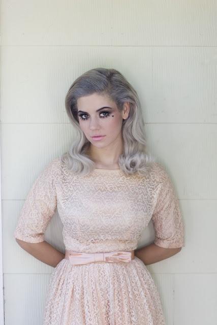 Marina from Marina and the Diamonds.