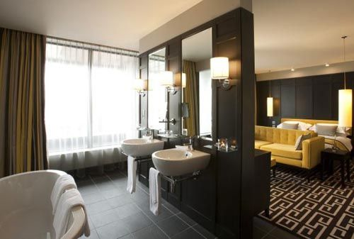 Interior style of the fitzwilliam hotel in belfast for Interior designs northern ireland
