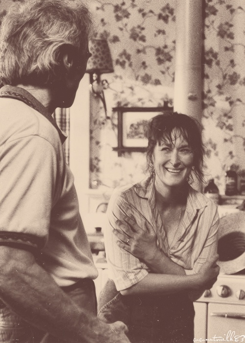 Clint Eastwood and Meryl Streep | The Bridges of Madison County