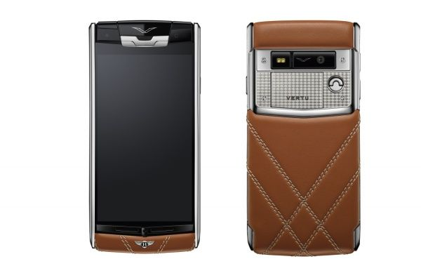 Vertu for Bentley smartphone