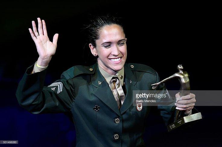 Iris Sing depois de receber Prêmio Brasil Olímpico, destaca humildade